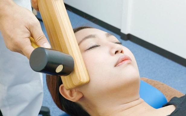 小顔矯正 + 一野式筋肉骨調整法1