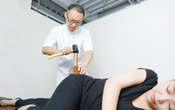 小顔矯正 + 一野式筋肉骨調整法2