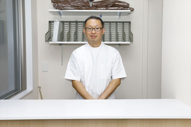 東大阪市の整体院 献身堂の院長 馬野の経歴